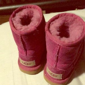 Little girl Uggs
